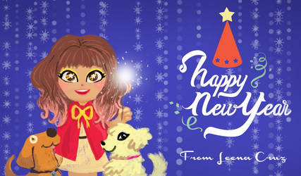 Happy New Year! by LeenaCruz