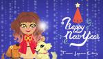 Happy New Year! by LeenaCruz