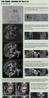 Como se hizo 'The Bride' 2 by IsraLlona