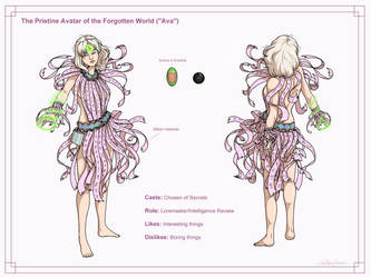 Ava Concept Reference Commission by RoslynnSommers