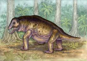 Ulemosaurus svijagensis by WillemSvdMerwe
