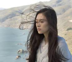 Ziyi Zhang as Sayuri by LauRaaCantRllyDraw