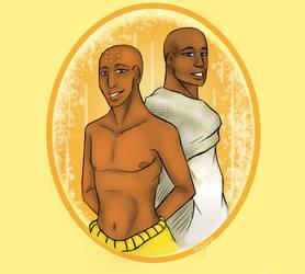 Zenyatta And Mondatta Tekhartha by farwolaeth