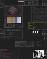 Fvwm+OpenBSD - Ace by pkmurugan