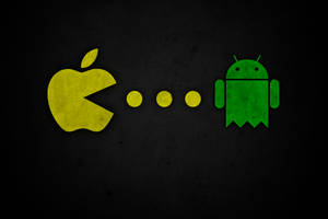 apple pacman by 95niltar