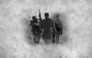 The Heroes of Modern Warfare by 95niltar