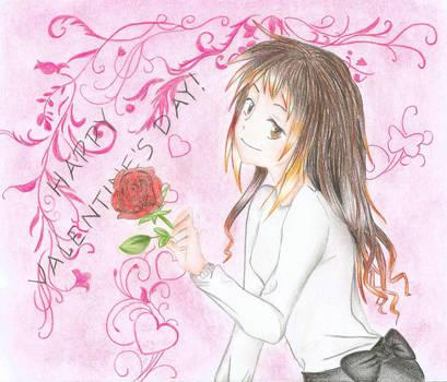 Happy Valentine's Day! by Mew-Aqua