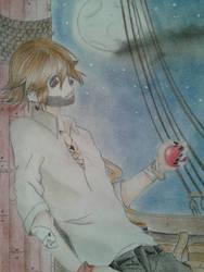 Zombie Vampire Pirate by Mew-Aqua