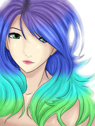 Some Aqua by Mew-Aqua