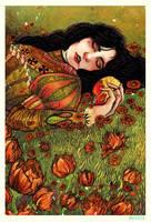 Snow White by AngelaRizza