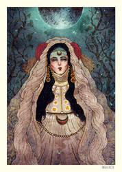 White Witch by AngelaRizza
