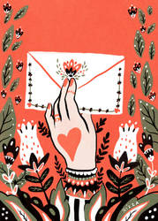 Love Letter by AngelaRizza