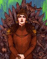 Cersei by AngelaRizza