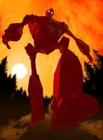 Red Giant by MiiW