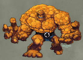 The Thing by Pask