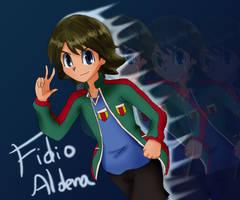 Fidio Aldena by adricarra