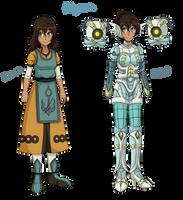 Alyssa's forms by adricarra