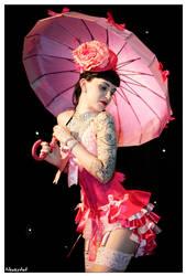 Miss Scarlett Daggers 02 by neolestat