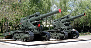 Heavy Artillery by Samurai69
