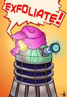 The Secret Life of Daleks by Ayemae