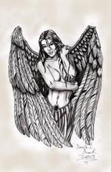 Angel by blackwolf91901