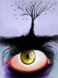damn insomnia by BLACK-CROWN
