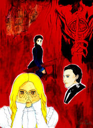 Crimson Peak by ivperalta