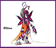 Xiilsa by ColmilloSombra