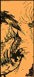 Battle Roar illus001 by ColmilloSombra