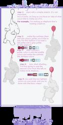 Pixel Art - First steps of Pixeling (tutorial) by MsMellaa