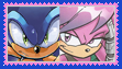Sonic x Julie-Su Stamp by anastasiathefox1