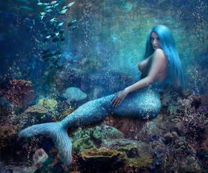 Temptress of the Deep by jane-mirage