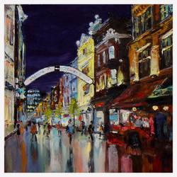 Carnaby Street by szklanytygrys