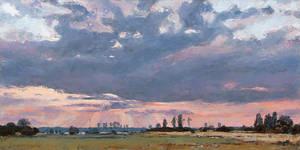 Fields of Piasnica by szklanytygrys