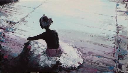 Sit Ballerina 10 by szklanytygrys