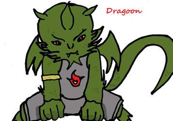 Dragoon by Ninapple007