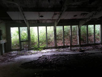 Abandoned Places Fort Victoria in Germany3 by Ninapple007
