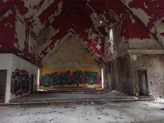 Abandoned Places Fort Victoria in Germany4 by Ninapple007