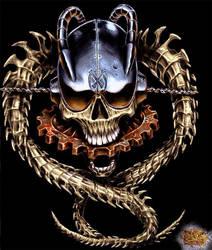 skull by sham117