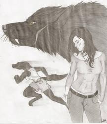 Sable Falconbridge by Nightmare666Maiden