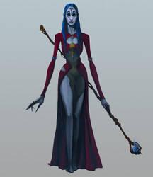 Witch by bigdaniv