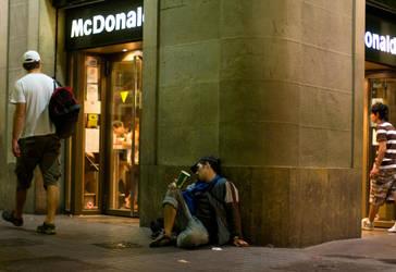 relax with McDonald's by DilaraBaskurt