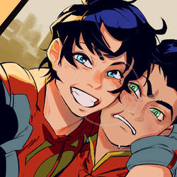 Super Sons by Myst-A