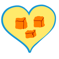 Princess Caramel's cutie mark by Enderpony626