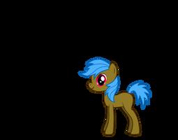 Botchan Pony by Enderpony626