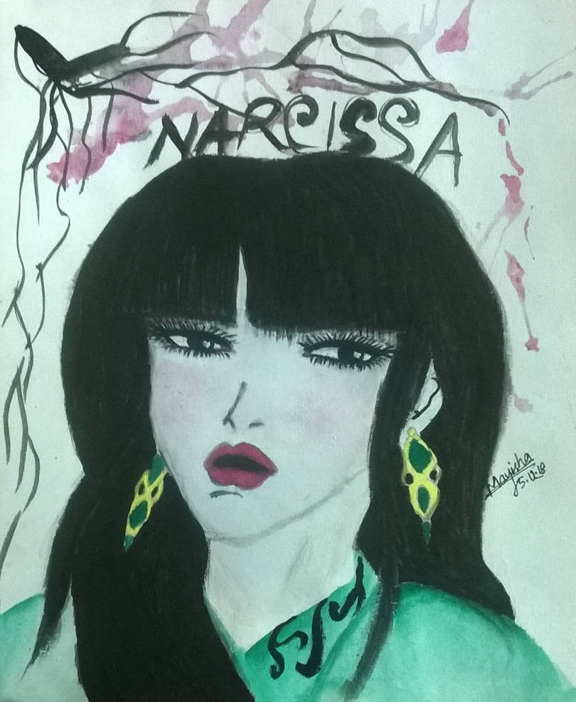 Narcissa Malfoy. by SlytherinMayisha