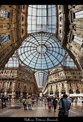 Galleria Vittorio Emanuele II by erhansasmaz