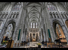 ...Cathedral of St.Michael 2... by erhansasmaz