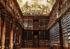 Strahov Monastery -- Prague by erhansasmaz
