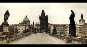 ... Charles Bridge ... Prague by erhansasmaz